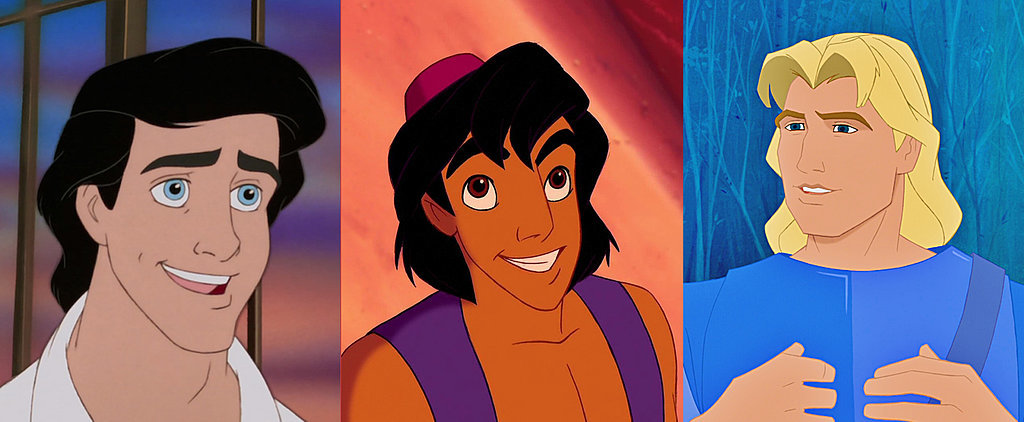 POPSUGAR Shout Out: Finally, Find Your Perfect Disney Prince