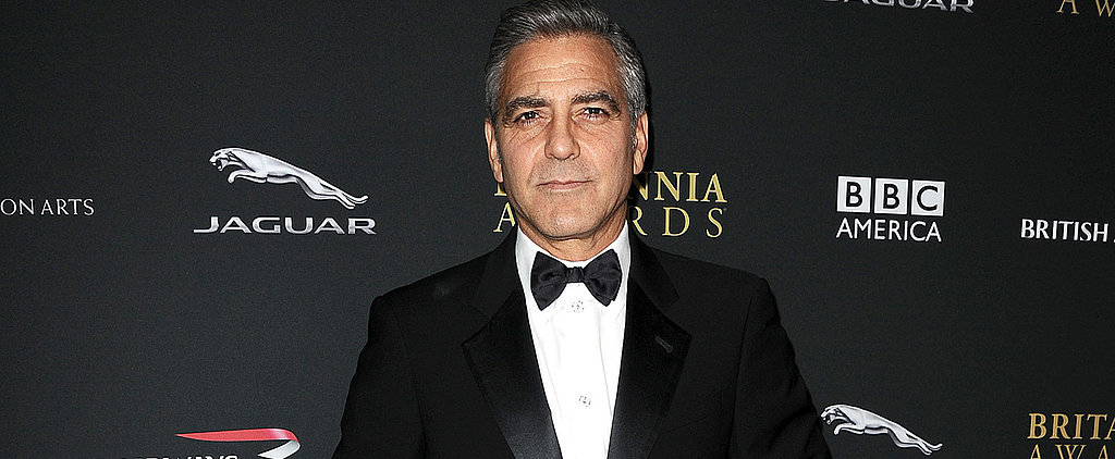 Speed Read: Did George Clooney Just Confirm a Big Wedding Detail?