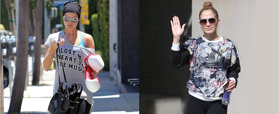 Steal Style Looks From These Fit and Healthy Celebrities