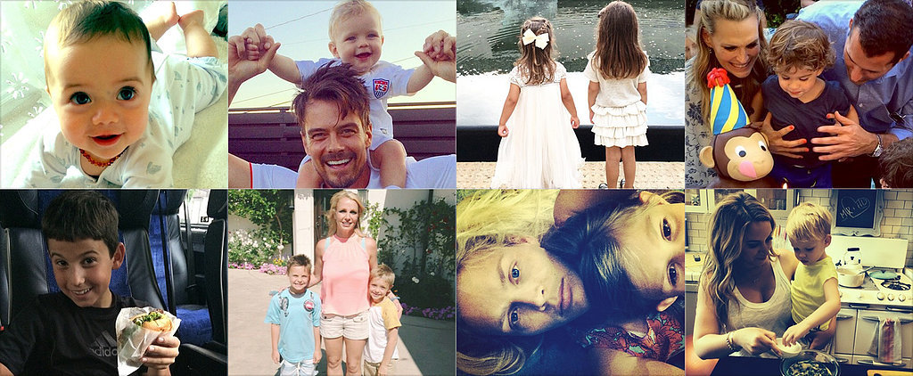 Molly, Rachel, Gisele, and More Celeb Parents Shared Some Sweet Snaps of Their Tots This Week!