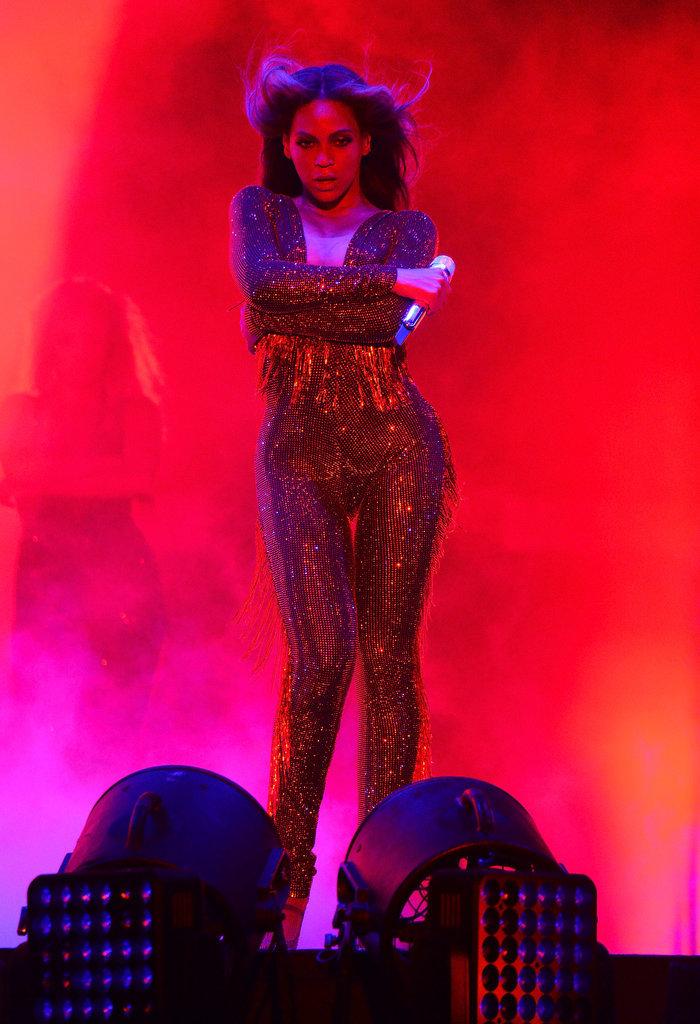 Beyoncé in a Jumpsuit