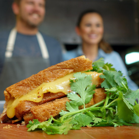 Pulled Pork Grilled Cheese | Get the Dish