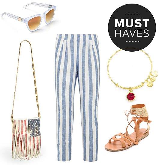Summer Fashion Shopping Guide | July 2014