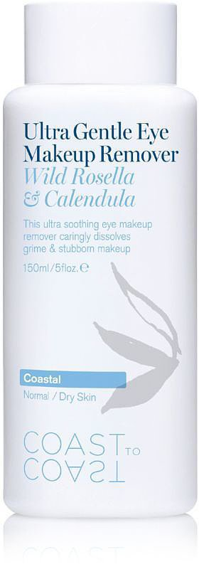 Coast to Coast Ultra Gentle Eye Makeup Remover