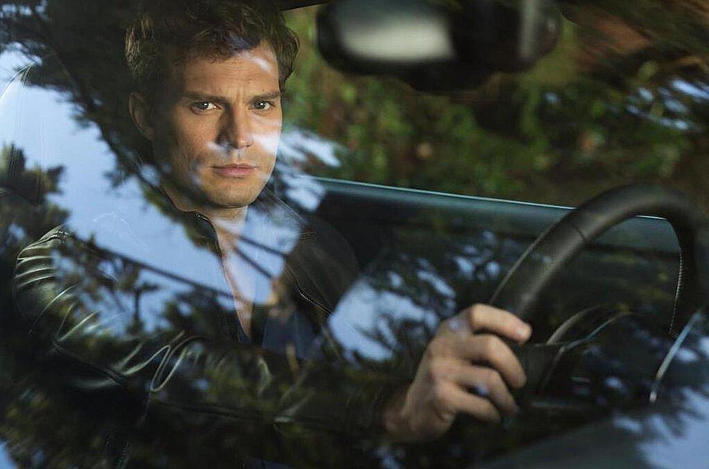Sexiest Smolder: Jamie Dornan in Fifty Shades of Grey