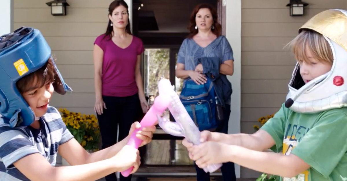 A Hilarious New PSA Advocates For Gun Safety in a Shocking Way