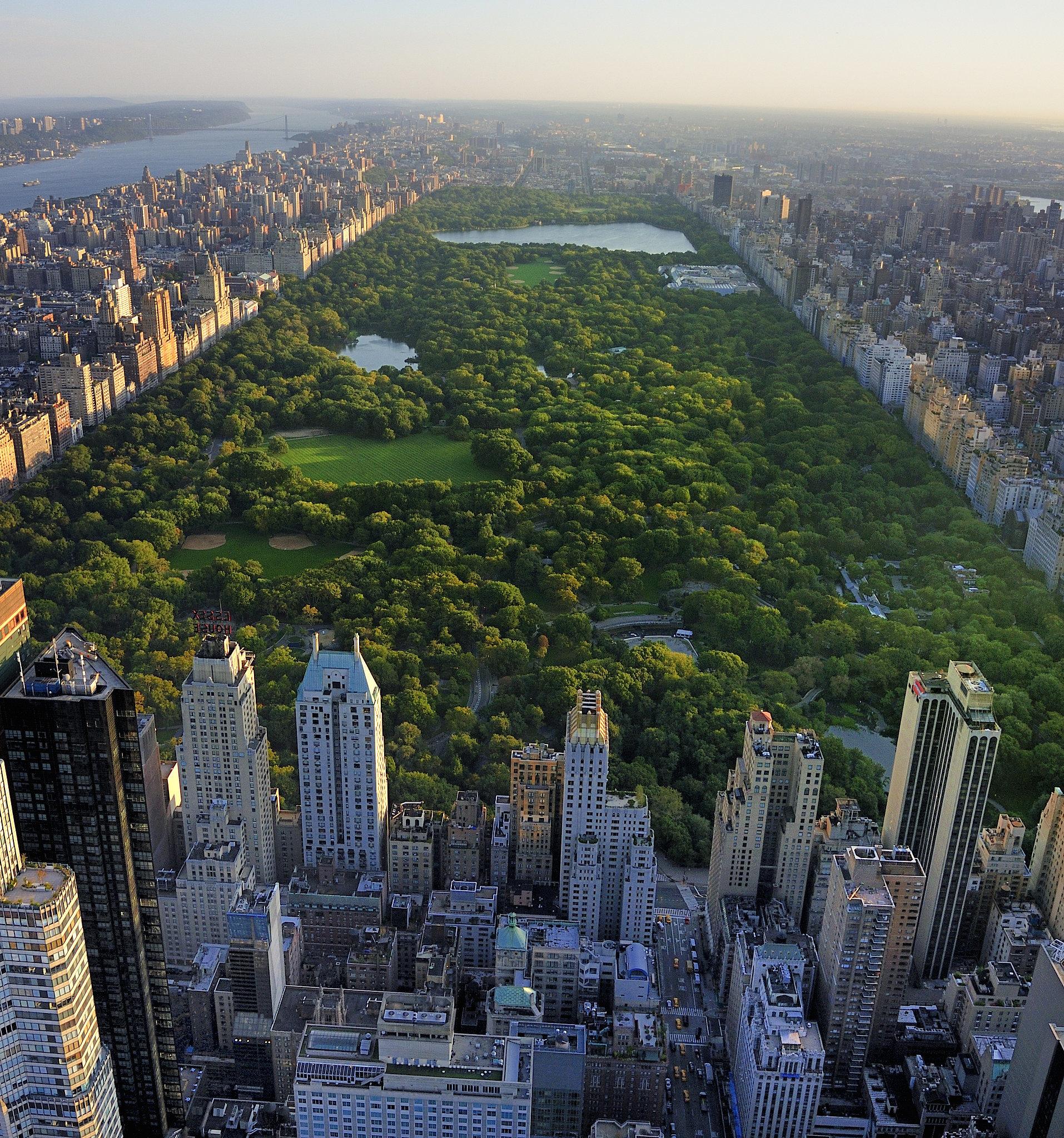 Centeral Park: 32 Surreal Travel Spots You Won't Believe