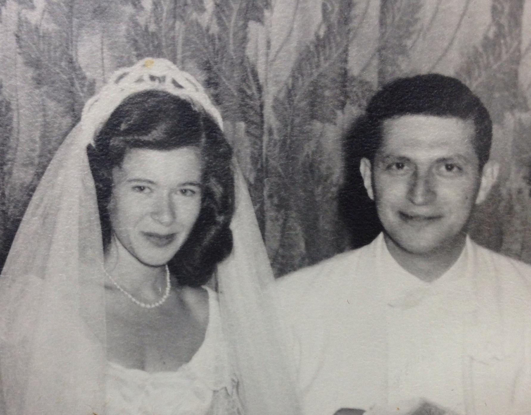 Charles and Bernalee Winter: June 29, 1948