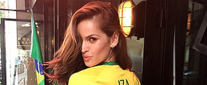 Sexiest World Cup Ever? We're Rounding Up Brazilian Beauties on POPSUGAR Live!