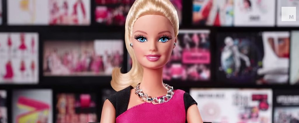 Barbie's a Smartphone-Carrying, Tablet-Wielding Boss