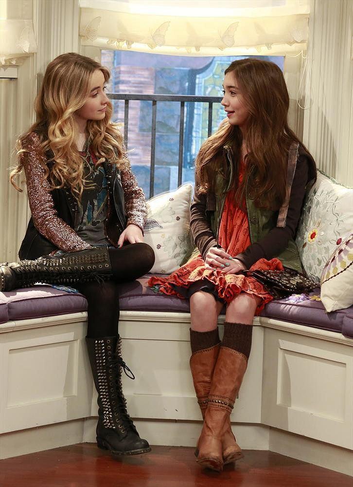 Riley and Maya Are Cory and Shawn 2.0