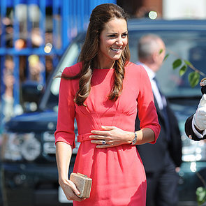 Where To Buy Kate Middleton's Stylish Pink Dress Online