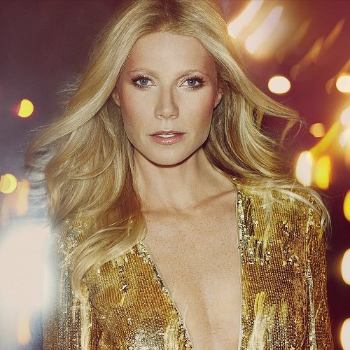 Gwyneth Paltrow 2014 Max Factor Makeup Campaign