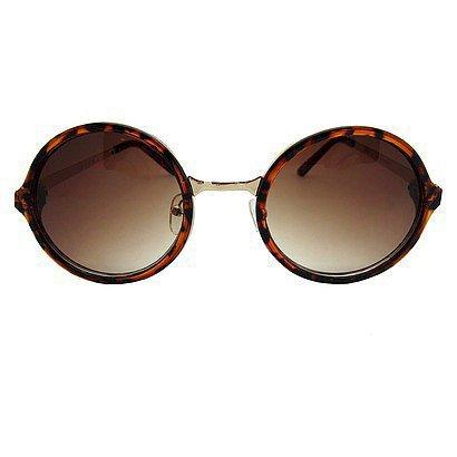 Target Round Tortoise Sunglasses