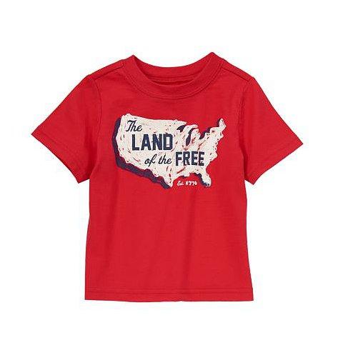Wear This: Crazy 8 T-Shirt