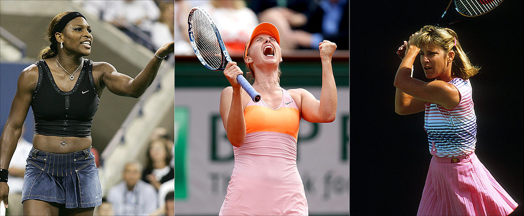 We've Got Nothing but Love For These Ace Tennis Looks