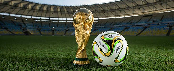 Why This World Cup Is the Most High-Tech, Ever