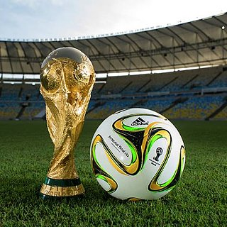 World Cup Adidas Brazuca Ball | Video