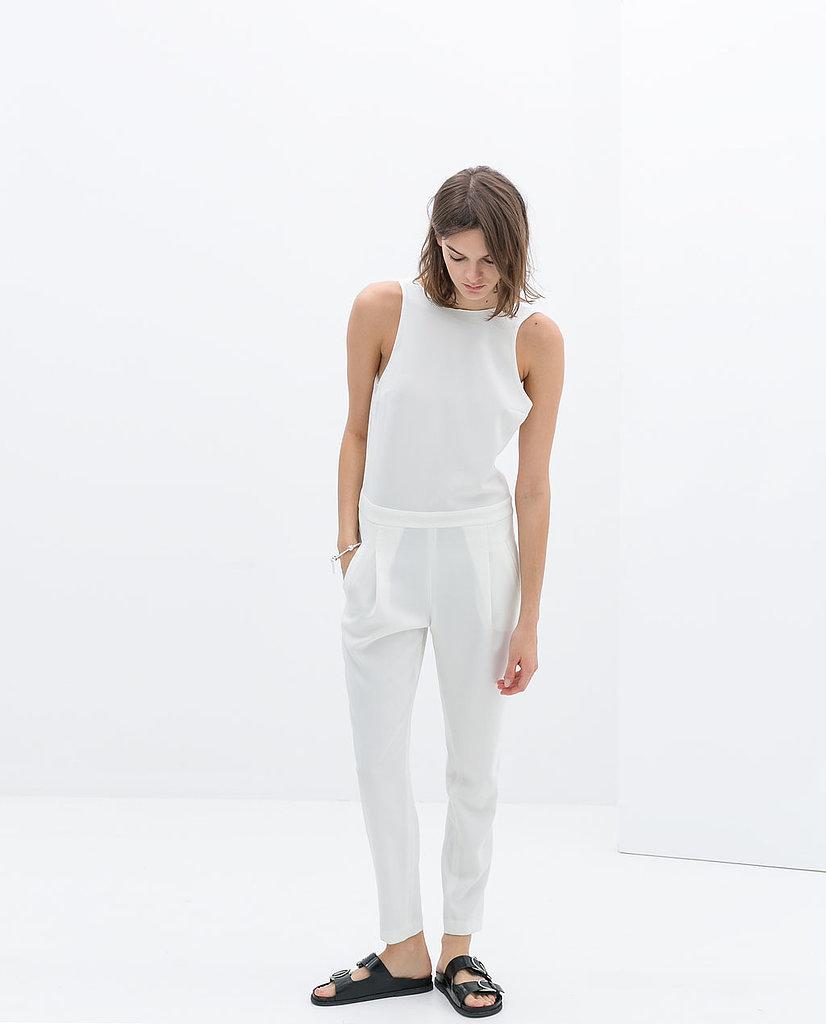 Zara Long Jumpsuit