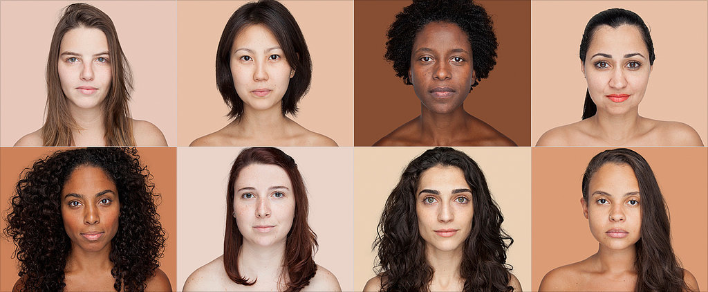 This Pantone Art Project Will Change the Way You See Skin Colour