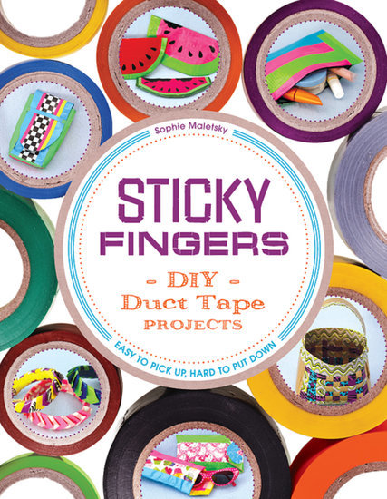 Sticky Fingers Shows Us How to Get Crafty With Duct Tape