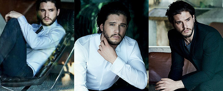 Kit Harington's Hot Factor Is Officially Off the Charts