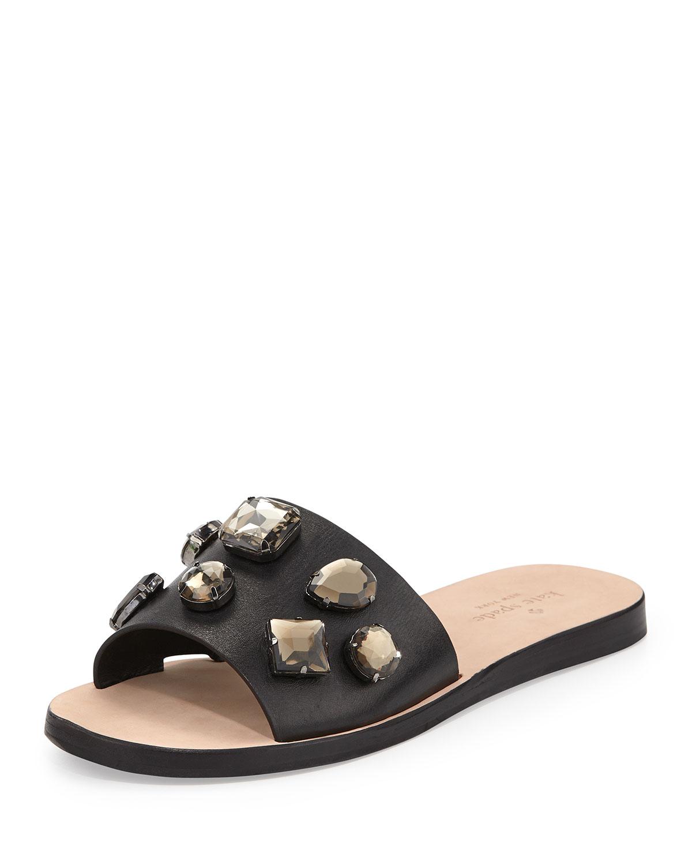 Kate Spade New York Jeweled Sandals