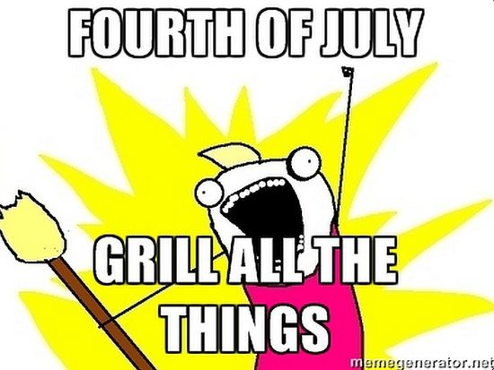 Behold, the Funniest Fourth of July Memes