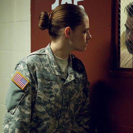 Kristen Stewart in Camp X-Ray Pictures