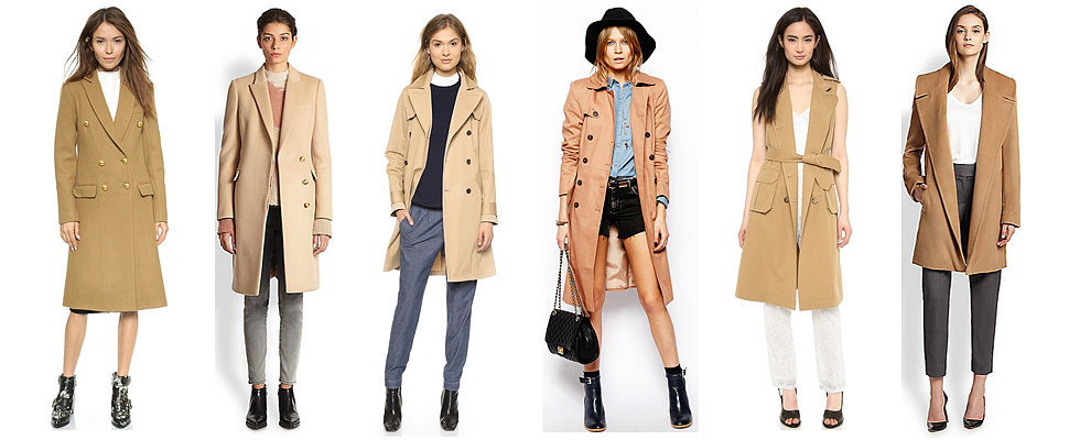 The 17 Best Camel Coats You'll Find Online