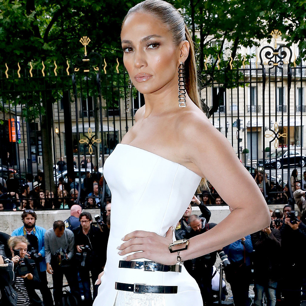 Jennifer Lopez's Sexiest Versace Dresses | Video