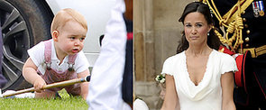 "Royal Report: Pippa Middleton Gushes About the Very ""Funny"" Prince George"