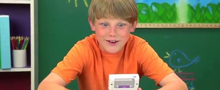 You'd Be Surprised at How Kids React to Game Boy