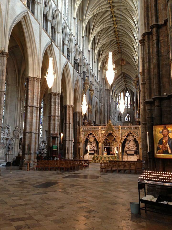 Westminster Abbey, London