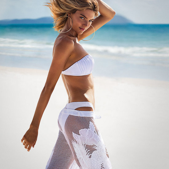 Martha Hunt Is the New Face of Seafolly Summer 2014 2015