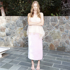Ellery Pre-Fall 2014 Campaign with Emma Balfour