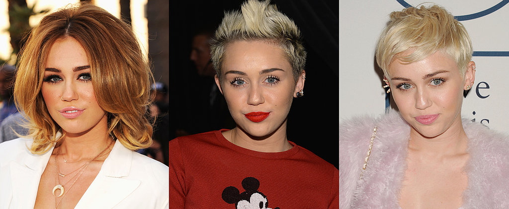 From Pop Teen to Tongue-Wagging Queen: Miley Cyrus's Beauty Evolution