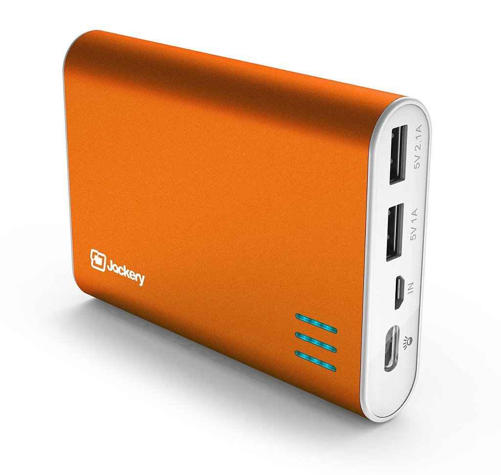 Charge all your devices at once with the Jackery Giant+ Portable Charger ($40, originally $130).