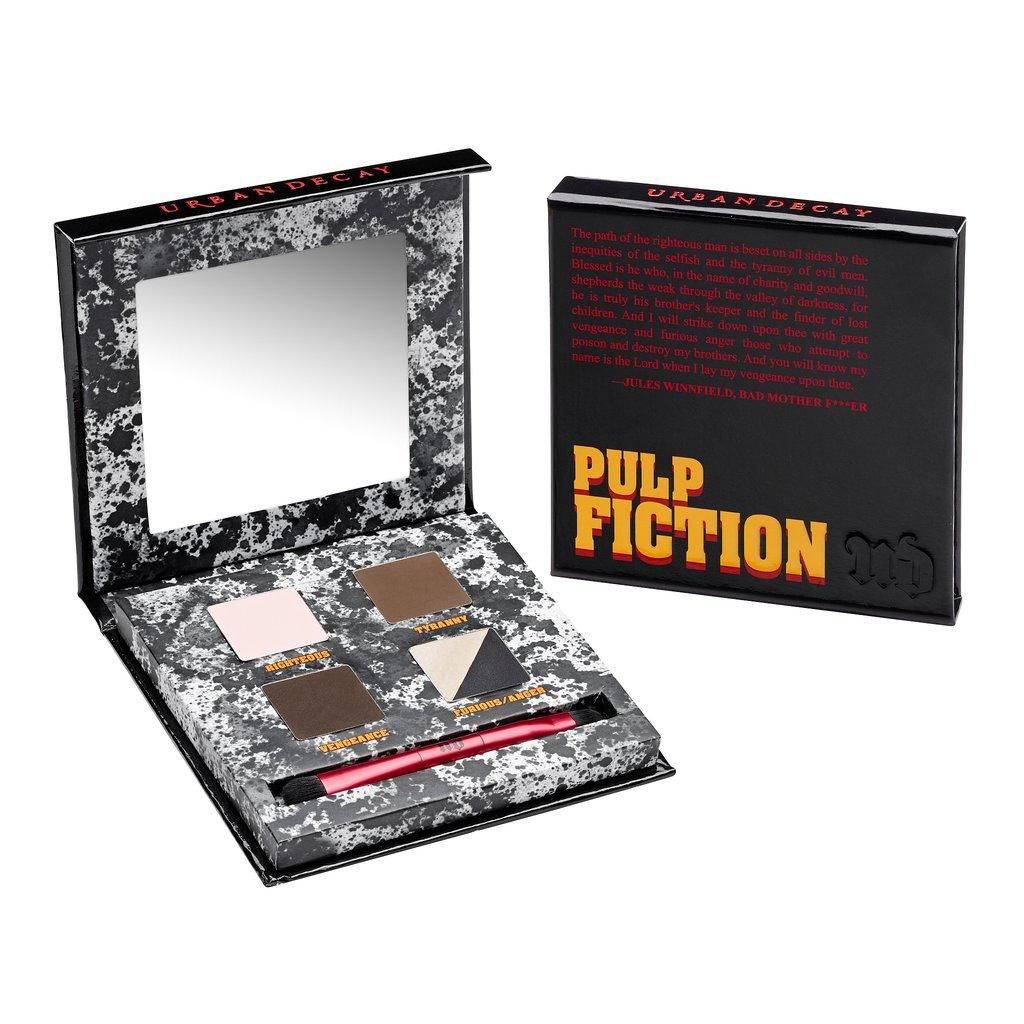 Urban Decay Pulp Fiction Eye Shadow Palette