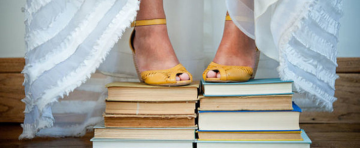 43 Ways to Add Literary Charm to Your Wedding