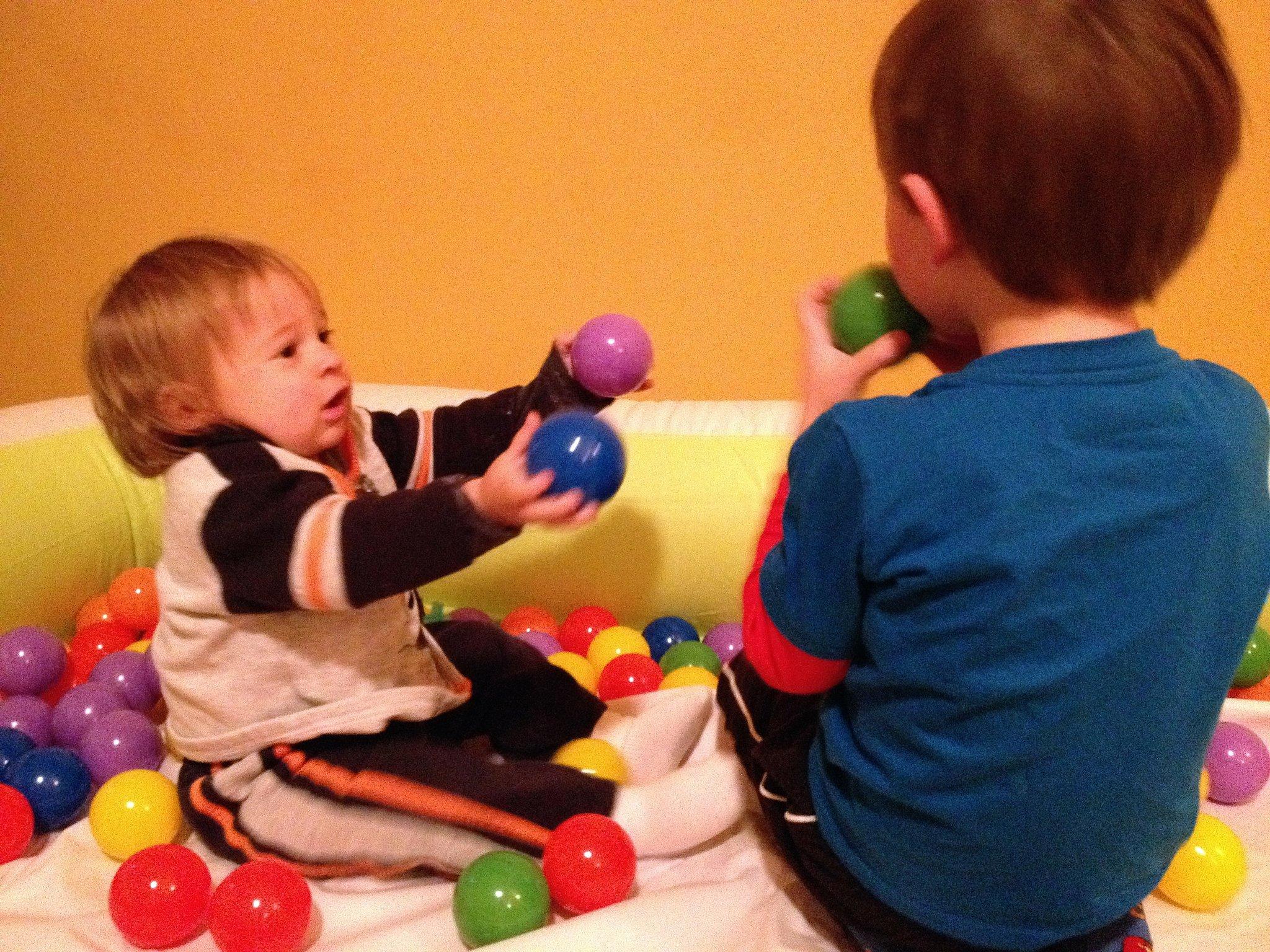 Corral Your Kids in a Kiddie Pool (Indoors!)