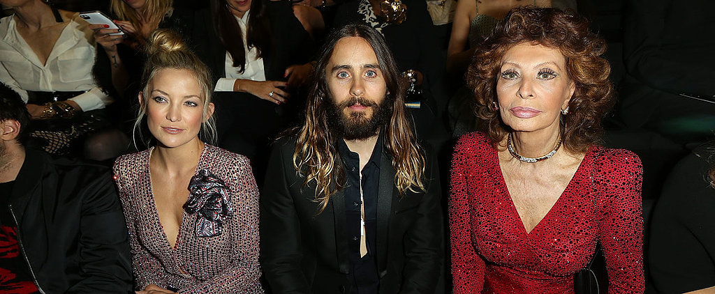 Who's Winning the Front Row at Couture Fashion Week?