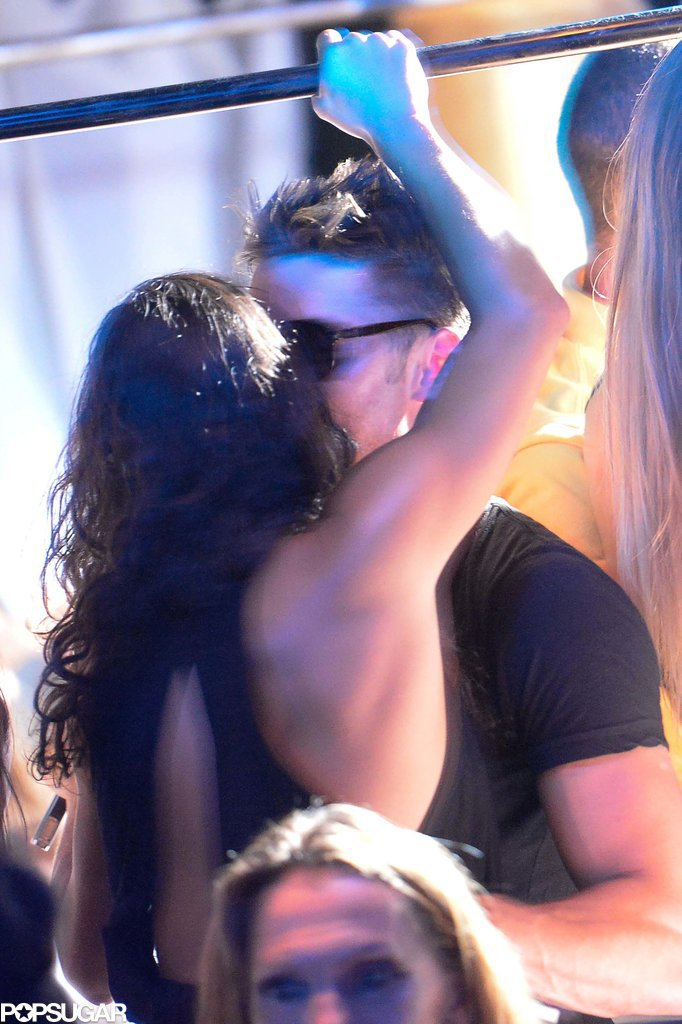 Zac Efron and Michelle Rodriguez Look Like Way More Than Just Friends