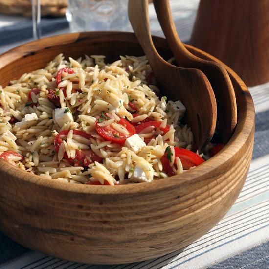 Orzo Pasta Salad Recipe