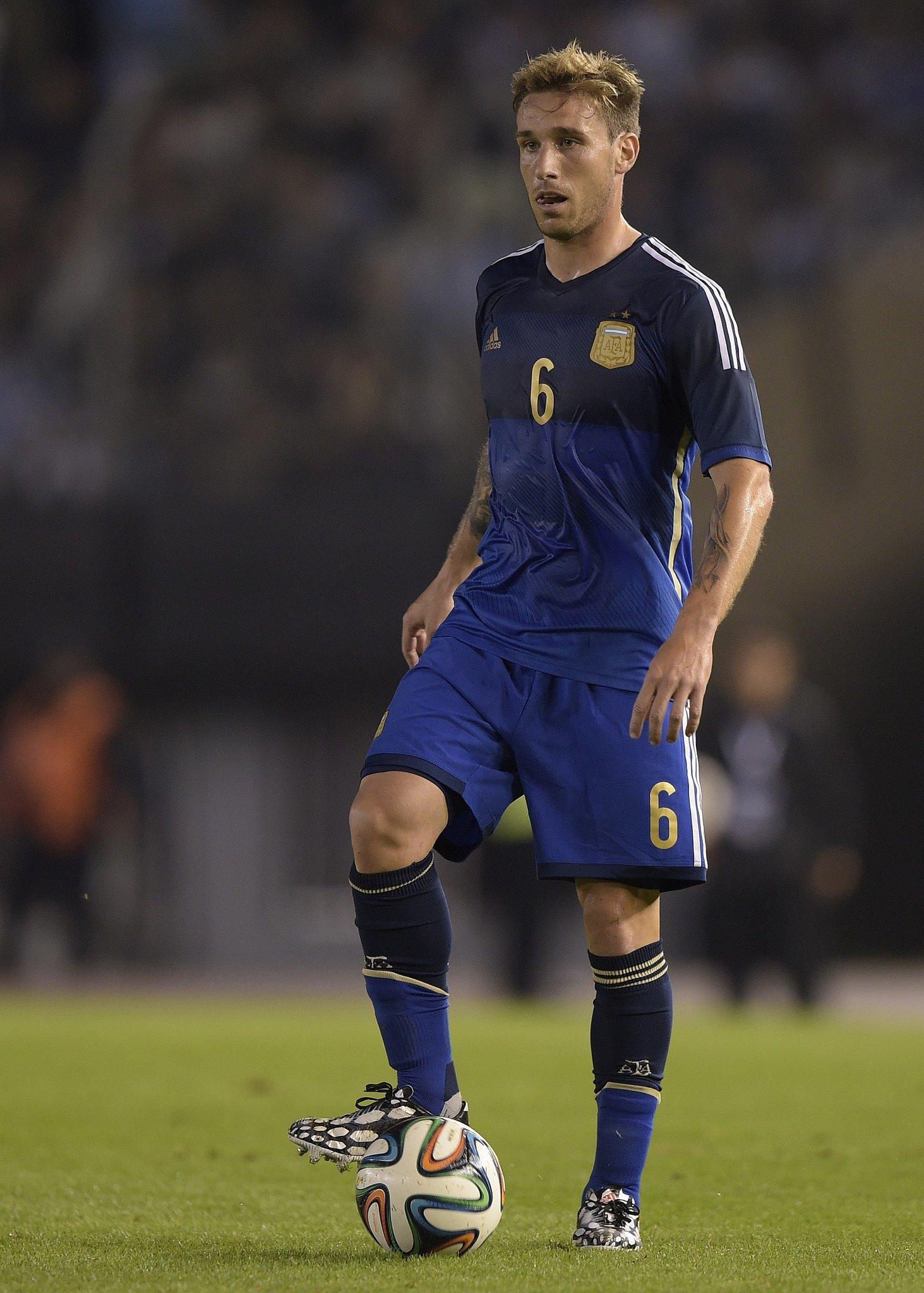 Argentina: Lucas Biglia
