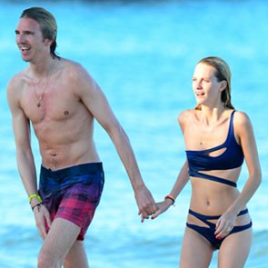 Poppy Delevingne and James Cook in Ibiza | Pictures