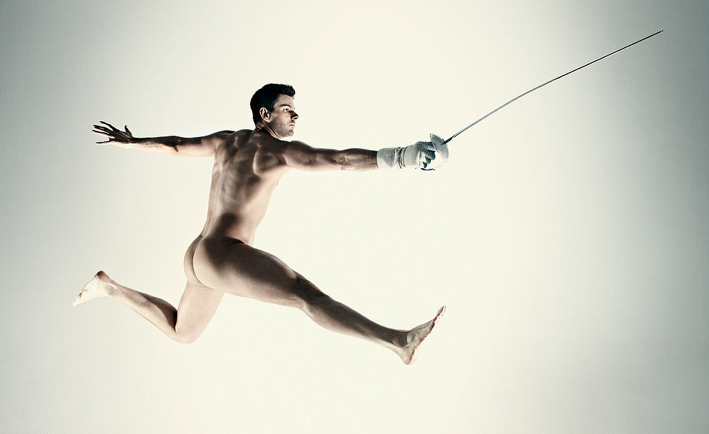 Tim Morehouse, Fencing, 2012