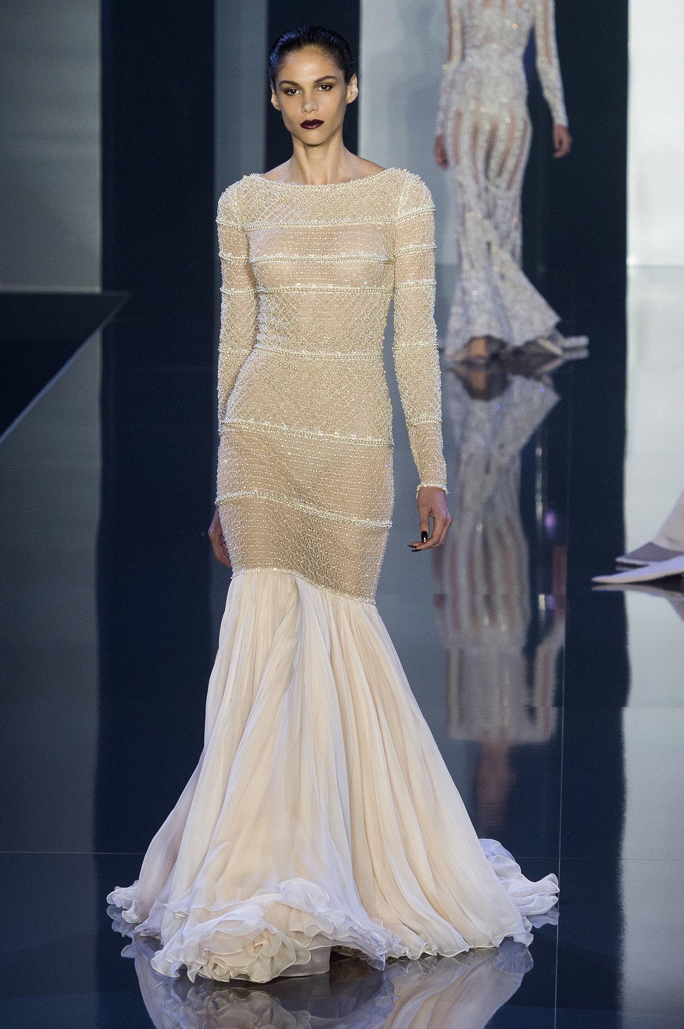 Ralph russo haute couture fall 2014 the prettiest for Loving haute couture
