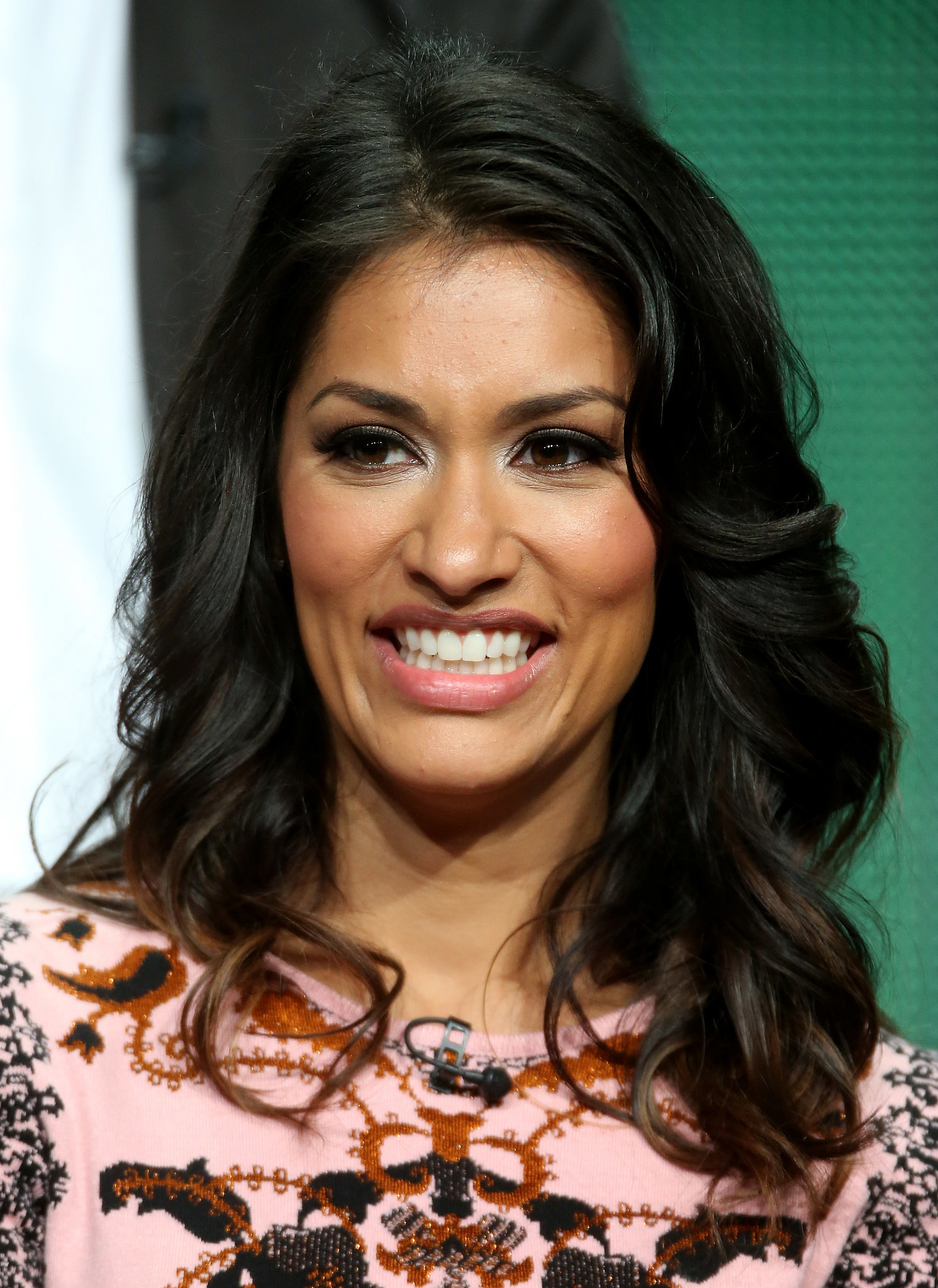 """People want you to either be a law enforcer or a lesbian. And I've done both, proudly."" — Janina Gavankar"