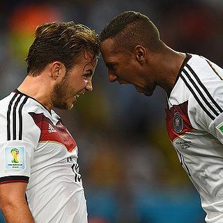 Die emotionalsten Fotos der Fußball WM 2014 in Brasilien